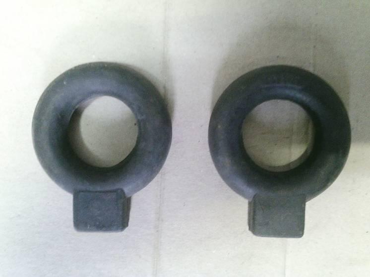 Амортизатор - VW резиновий – 11301