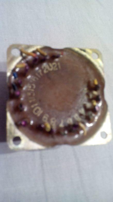 Трансформатор осцилографа