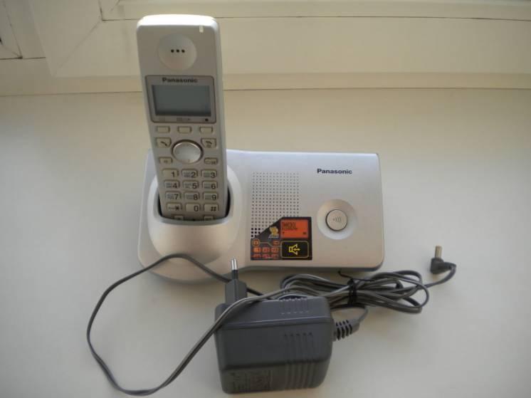 Радиотелефон Panasonic KX-TGA710UA