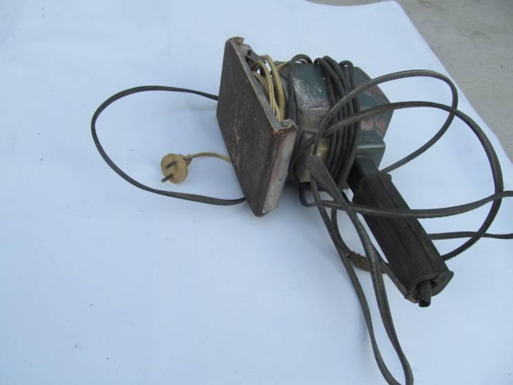 Шлифовальная машинка Elektra 5500 об/мин