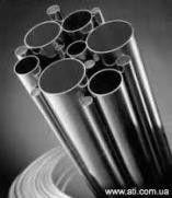 Трубы цельнотянутые, холоднокатанные