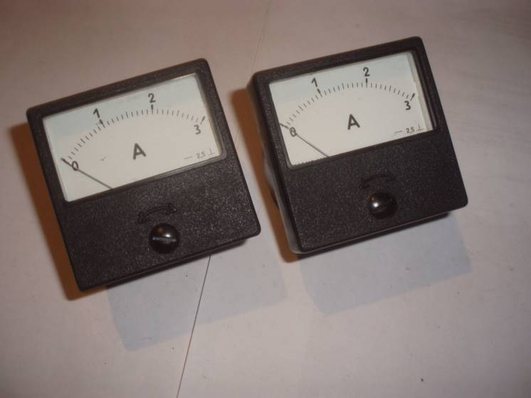 Амперметр постоянного тока М5, М2001, М42100, М283К