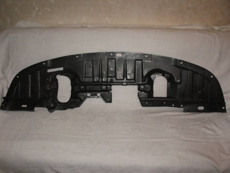 Защита под бампер Lancer X RallyArt  5379A539