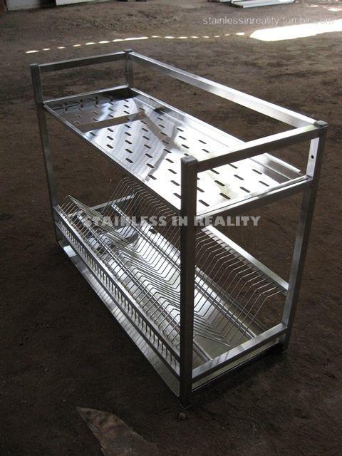 Полка для сушки посуды ПСП СТ 800х320х610