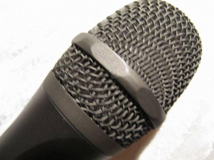 Динамический профессиональный микрофон Kenwood DM-2300 Pro новый