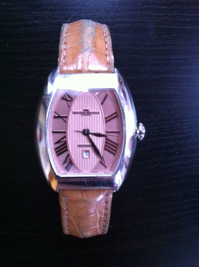 Швейцарские часы VAN DER BAUWEDE