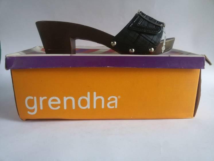 Женские тапочки grendha clasic Brazil. Размеры в описании!