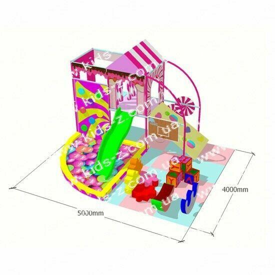 Игровое оборудование для детской комнаты от производителя