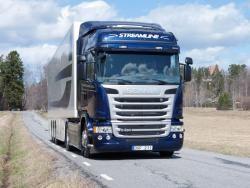 Разборка грузовиков Scania на запчасти