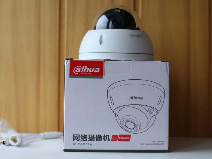 Dahua 4Mp 4X zoom P2P PoE IP всепогодная камера IPC-HDBW4431R-ZS