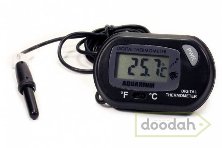Термометр для аквариума - (датчик температуры) BHU2