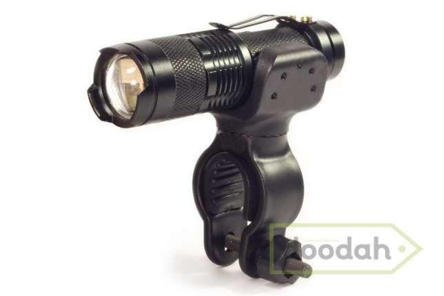 Вело фонарь Tactic BL0502 с креплением на руль (2000 люмен) - Гарантия
