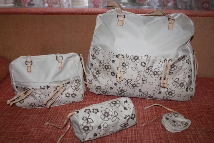 Набор сумок новый для командировок, для леди.