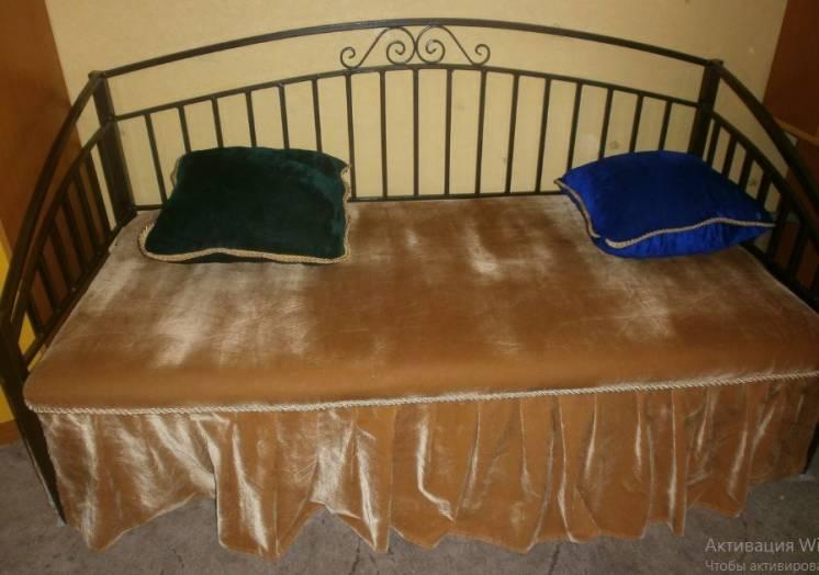 Изготовление металлических кроватей на заказ