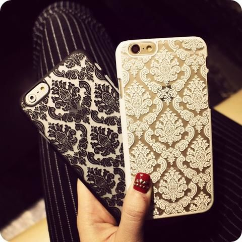iPhone 6/iPhone 6s бампер чехол в стиле винтаж
