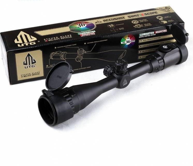 Leapers Accushot 3x9x40 Mil-Dot (Call. 306-308)