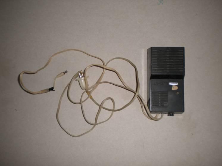 Блок живлення для магнітофона Россия бп-12/10 радянського виробництва