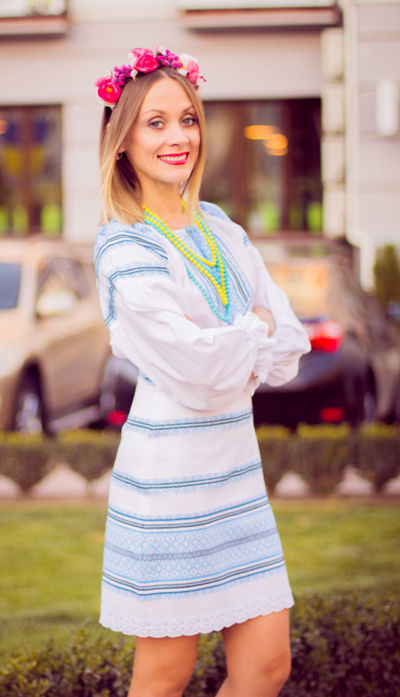 Тамада-ведущая на свадьбу, день рождения, корпоратив в Киеве.