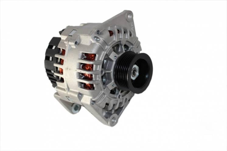 Генератор 14V-120A на Fiat Фиат Ducato, Peugeot Boxer, Citroen Jumper