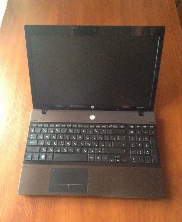 Нерабочий ноутбук HP ProBook 4525s на запчасти.