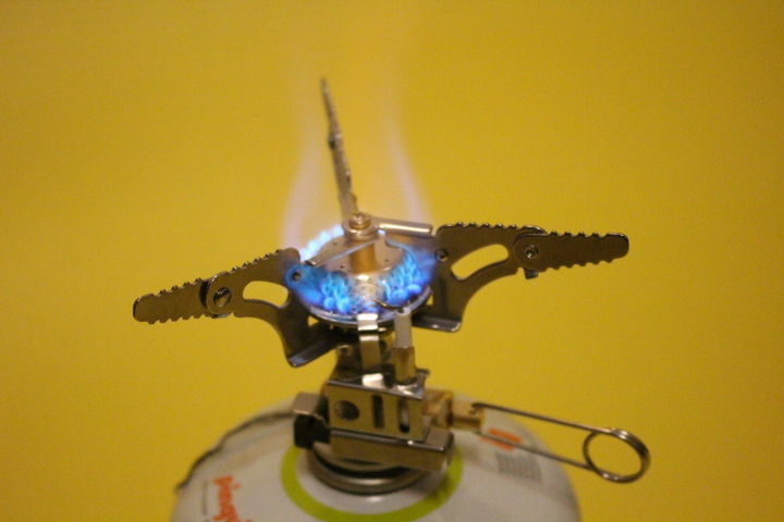 газова горілка стандарт, мини газовая горелка.