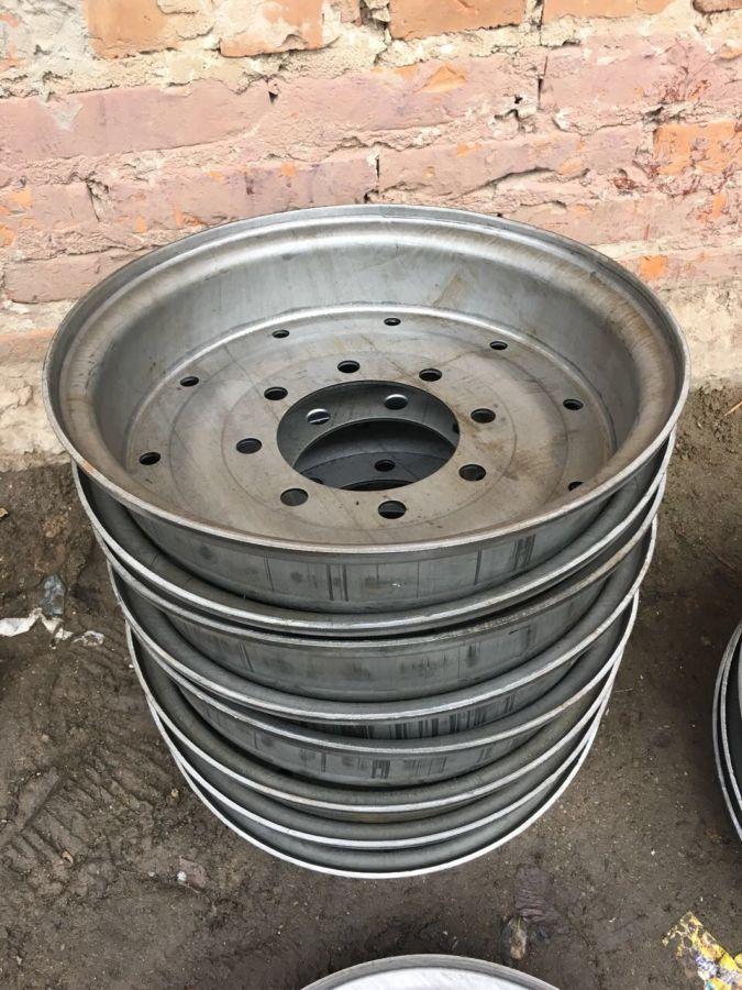 Диски колесные к прицепу 2птс-4, КТУ (6-8 шпилек)