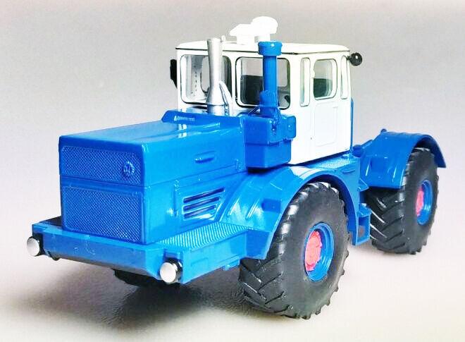 Модель трактора к-701 кировец 1/43