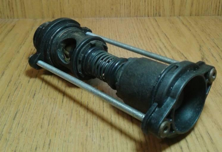 3-ходовий клапан настінного газового котла Ariston UNO 24 MFFI
