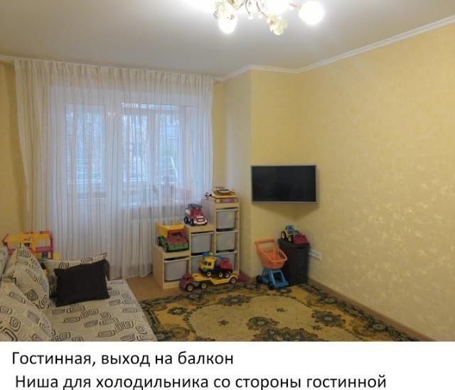 2 комнатная Ген.петрова Гайдара 3 этаж после капремонта