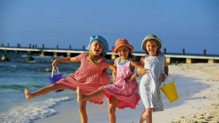 Детский оздоровительный лагерь на море