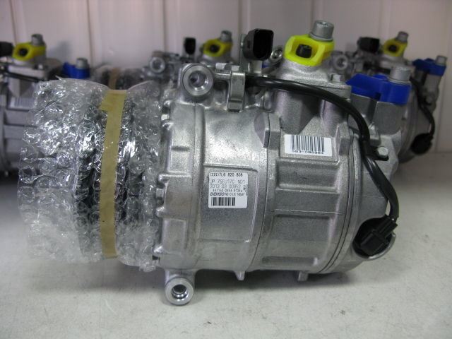 Компрессор кондиционера Audi Q7, VW Touareg: 7L6820808