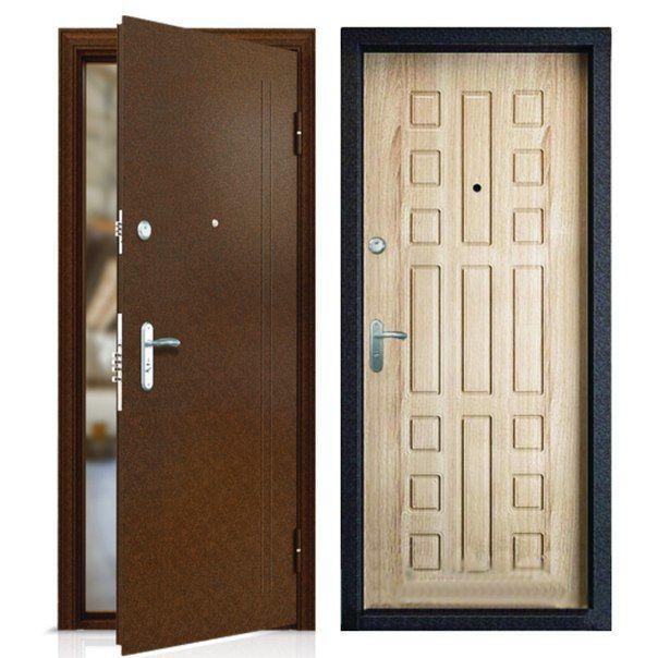 Входные Металлические Двери и Бронедвери. Изготовление под заказ