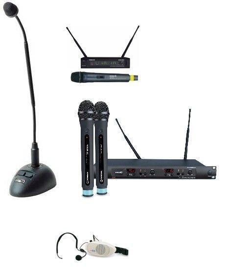 Оборудование для озвусивания и оповещения Inter-m, Bosch, Monacor