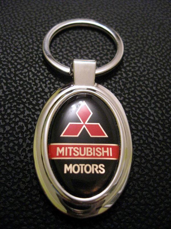 Брелок Mitsubishi.