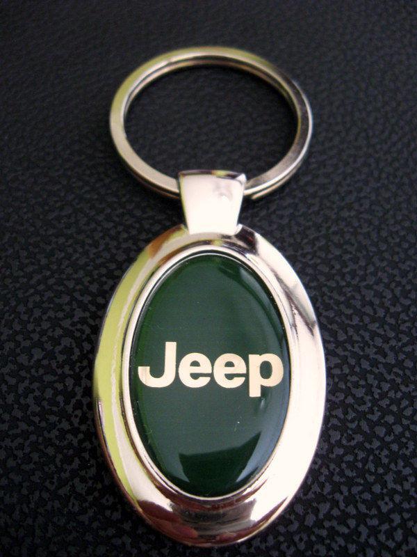 Брелок Jeep.