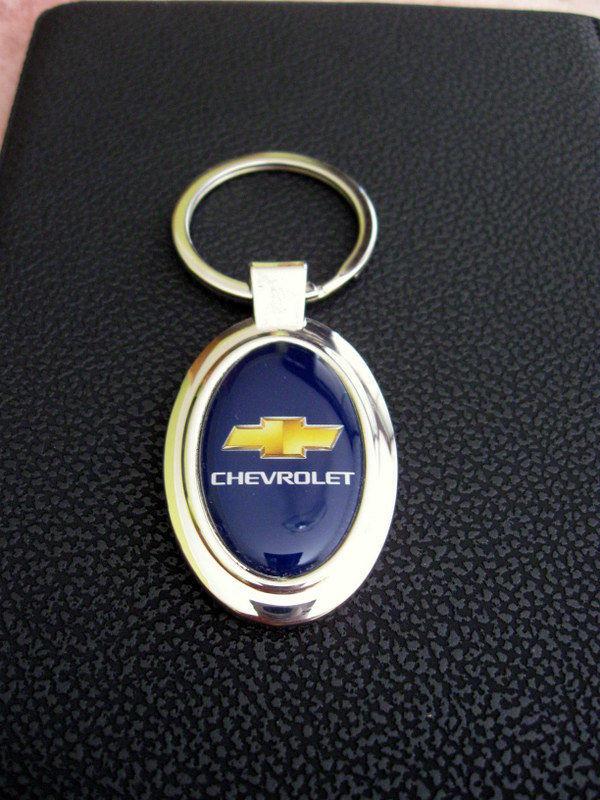 Брелок Chevrolet.