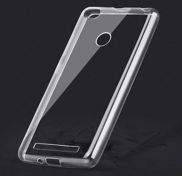 Чехол бампер силиконовый для смартфона Xiaomi Redmi 3 Pro, 3S, 3S Pro