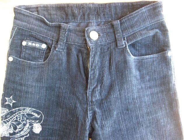 Молния на джинсы чёрная, металл. торг