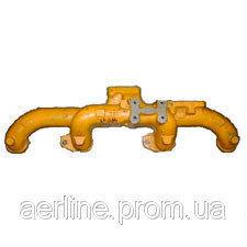 Коллектор выпускной на ТКР-8,5 51-05-313