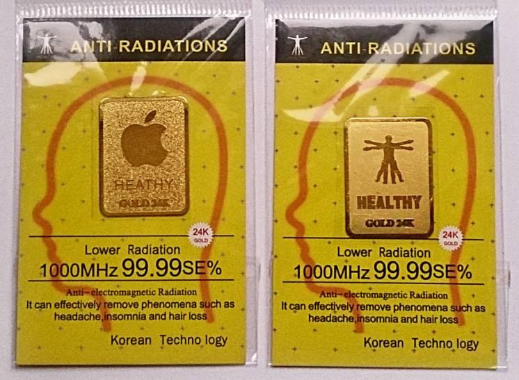 Стикер Анти-Излучения для Lenovo s8 s898t p780 s850 k3 Note k50 a7000