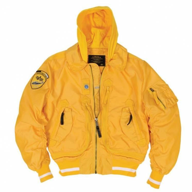 Куртка Alpha Industries Liquid Racer Jacket