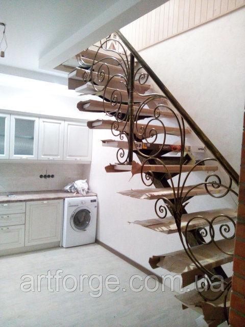 Лестницы. кованые ограждения лестниц, балконов, террас и многое др.