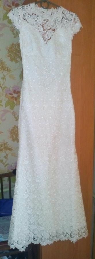 Продам выпускное вечернее свадебное платье