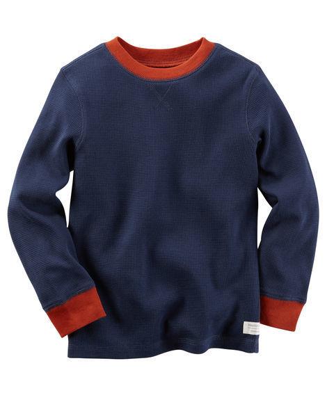 Кофта Carters для мальчика, размер 7, рост 134-130см