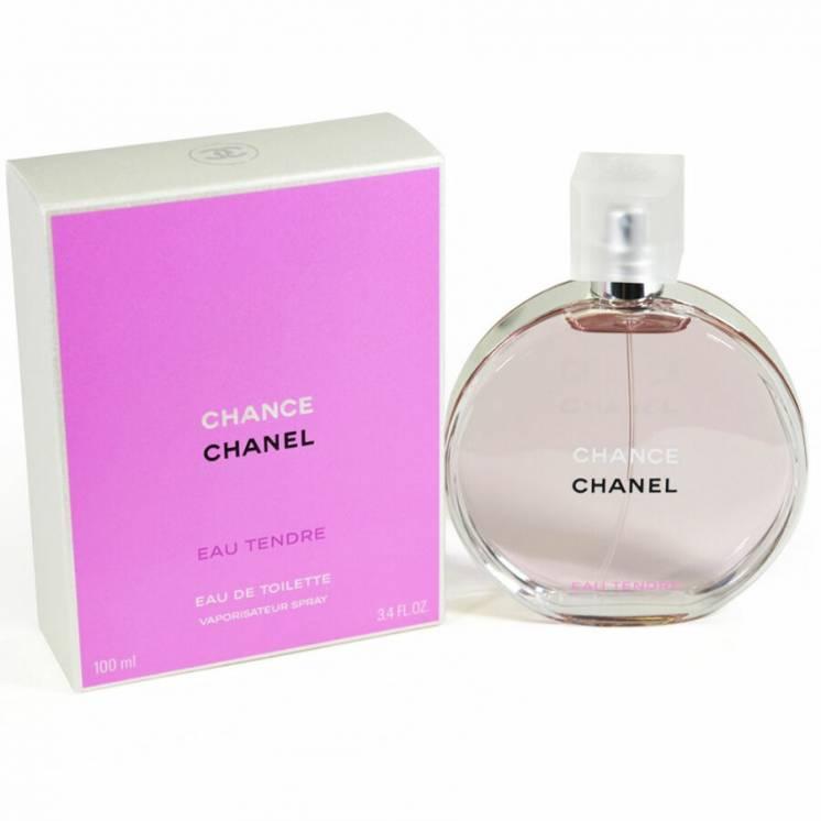 Chanel Chance Eau Tendre 50 мл. Женская туалетная вода. Франция