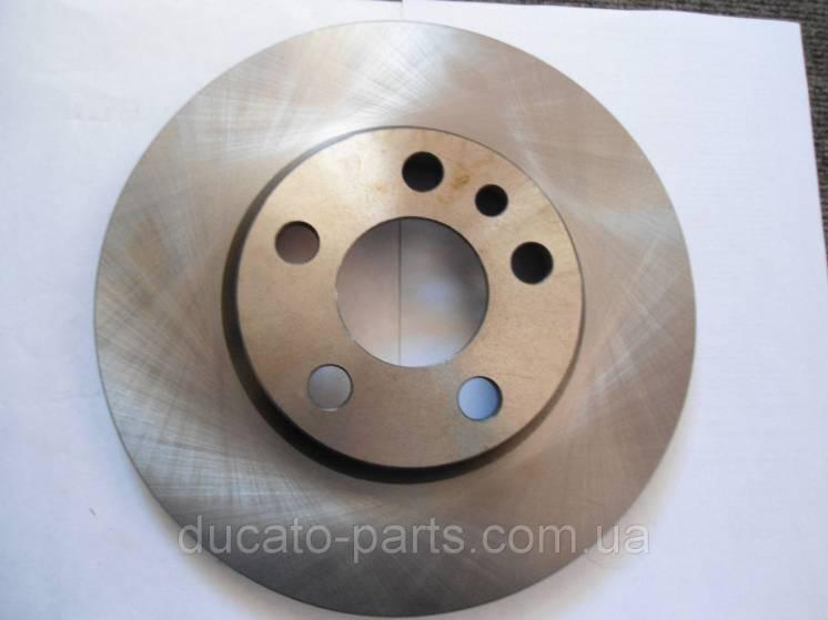 Тормозной диск вентилируемый передний R14 Фиат Скудо / Fiat Scudo