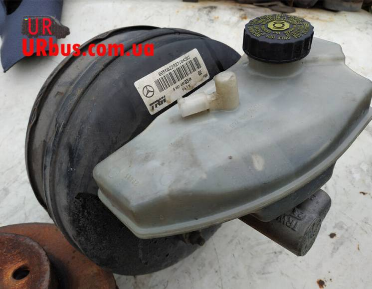 Усилитель тормозов двойной для Mercedes Sprinter (2000-2006)