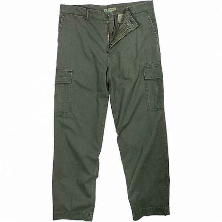 Брюки Rothco Vintage Flat Front Cargo Pants.
