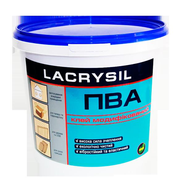 Клей ПВА модифицированный Lacrysil