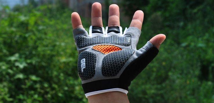 Вело перчатки HAND CREW
